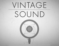 Vintage sound layout