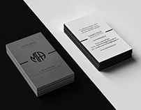 Mauro Frate Architetto - Corporate Identity