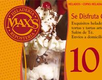 Cupón Max's