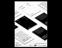 Contrast Lecture Poster