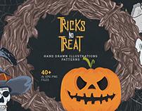 Tricks no Treat - Graphic set