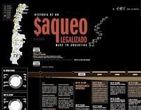 Infografía - Megaminería en Argentina