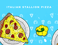 Italian Stallion Pizza