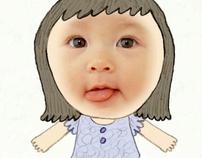 「嘉聯科技網路互動兒童繪本」互動設計
