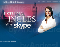 COLLEGE BRITISH COUNTRY