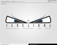 JE DEZIGNZ Branding Phase 1