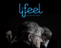 Lifeel Producciones | Branding