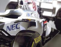 Sauber 2012