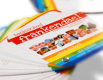 Corporate thematic branding (Frankendael school)