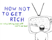 Book Cover: How Not To Get Rich