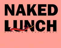 Book Cover: Naked Lunch