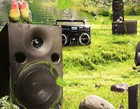 Audio Plains
