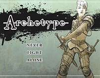 ARCHETYPE // WIP Board Game Project