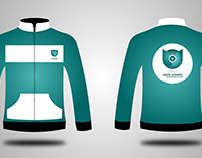 jacket for a NGO