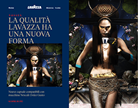 Lavazza — Amazing New Website