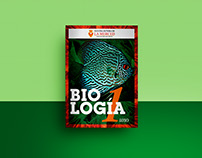 BIOLOGY BOOKS COVER