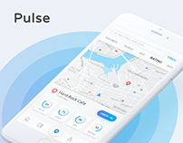 Pulse – Place Finder App