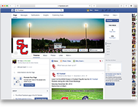 Facebook Page - SC Rockets Football