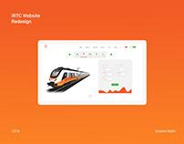 IRCTC Website Redesign