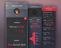 Bosss'up App Concept