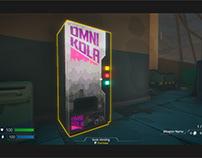 Terminus Cyberstar-Soda Vending Machines