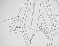 Sketch#2 · Black&White