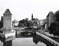ERRANCES - A Strasbourg