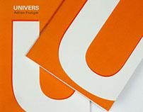 Font Book Univers