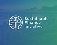 Sustainable Finance Initiative - Branding