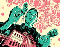 The Green Man   «Moscowskie torgi» magazine