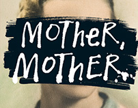 Mother, Mother. A Thriller. Book Cover Design