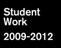 Student Work 2009-2012
