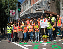 Taller de Seguridad vial y urbanismo Táctico