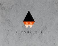 Autonautas // Logo Design