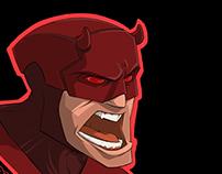 A little Daredevil Fan Sketch