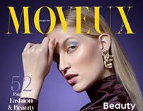 Lavender mood | Premium publication MOVEUX Magazine