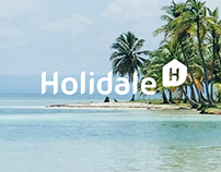 Holidale { Branding & Web Design