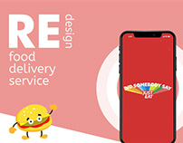 Just Eat - food delivery service