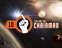 10 for the Chairman Logo