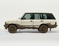 Range Rover 30th Anniversary