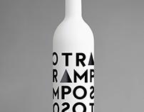 Tramposo. Wine bottle concept
