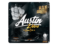Austin 2 Anos (14/11/2016)