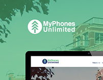 MyPhones Unlimited Website