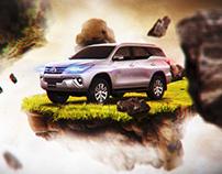 Toyota (Social Media Campaign)