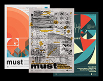 MUST   Posters