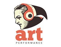 Branding design for Art Performance
