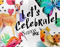 Let's Celebrate! • Branding