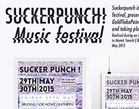 suckerpunch music festival / 2016