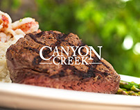 Canyon Creek - Steak Campaign