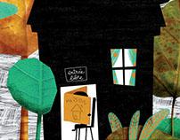 affiches salon livre jeunesse